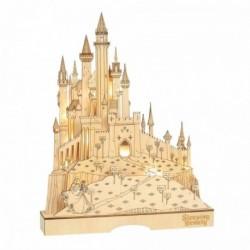 Castillo Iluminado Disney La Bella Durmiente
