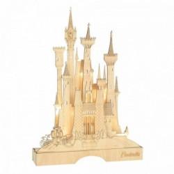Castillo Iluminado Disney La Cenicienta