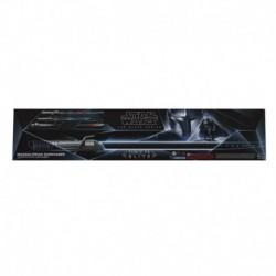 Sable Electronico Star Wars The Mandalorian Sable Oscuro Black Series