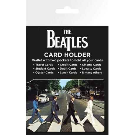 Tarjetero The Beatles Abbey Road