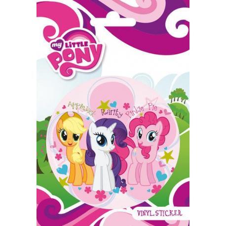 Pegatina de vinilo My Little Pony Grupo