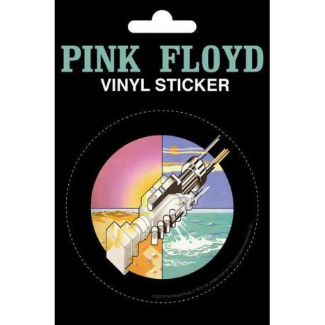 Pegatina de vinilo Pink Floyd Wish You Were Here