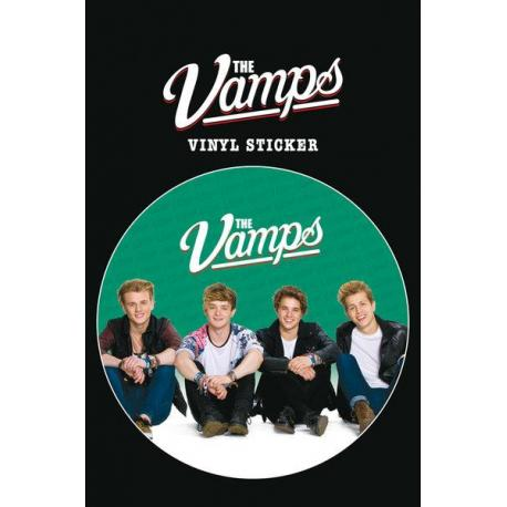 Pegatina de vinilo The Vamps Sit