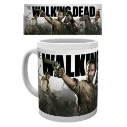 Taza The Walking Dead Banner