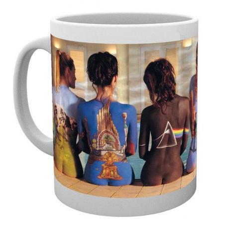 Taza Pink Floyd Back Catalogue