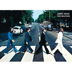 Poster Gigante The Beatles Abbey Road