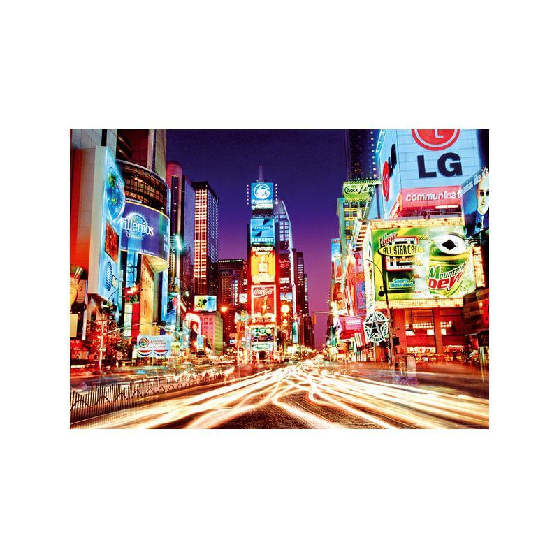 poster gigante new york times square. Black Bedroom Furniture Sets. Home Design Ideas