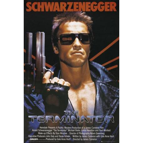 Maxi Poster The Terminator One Sheet
