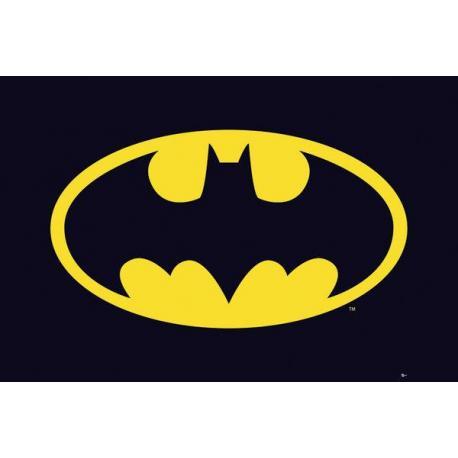 Maxi Poster Batman Classic Logo