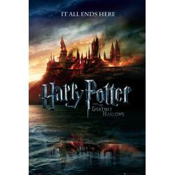Maxi Poster Harry Potter 7 Teaser