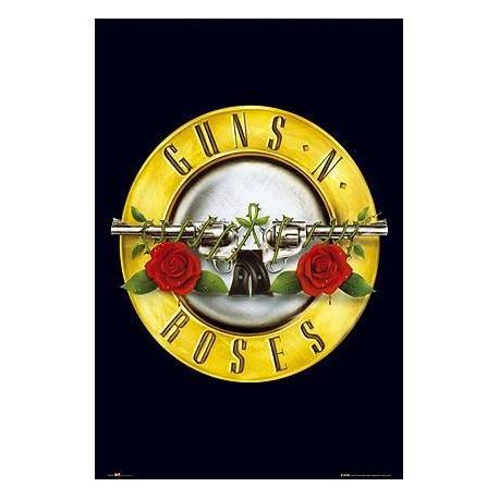 Poster Gun N Roses.
