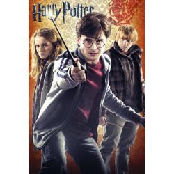 Maxi Poster Harry Potter 7 Trio