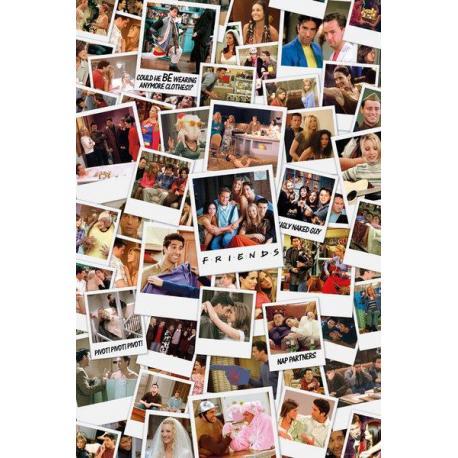 Maxi Poster Friends Polaroids
