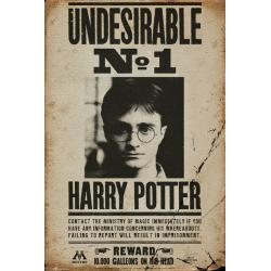 Maxi Poster Harry Potter Undesirable No 1