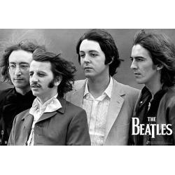 Poster Los Beatles