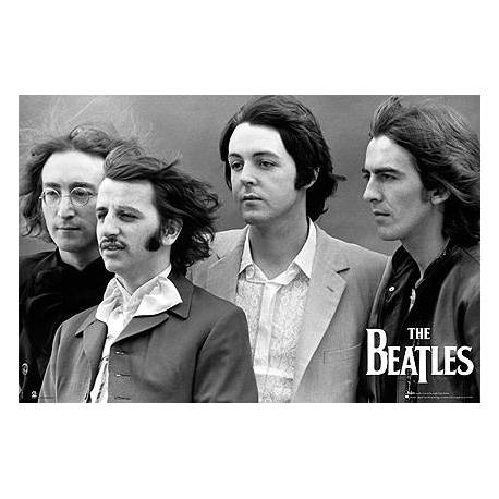 Poster Los Beatles