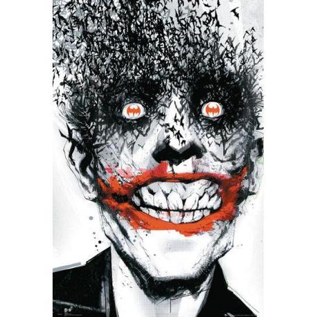 Maxi Poster Batman Comic Joker Bats
