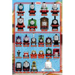 Maxi Poster Thomas and Friends Characters