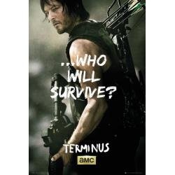 Maxi Poster The Walking Dead Daryl Survive
