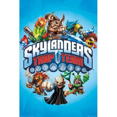 Poster Skylanders Trap Team Trap Team (Dinam)