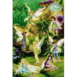 Poster Disney Hadas Bosque