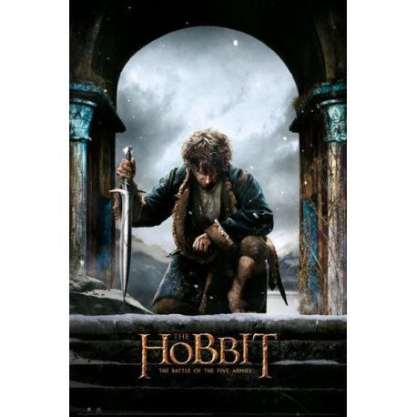Maxi Poster The Hobbit Battle of Five Armies Kneel