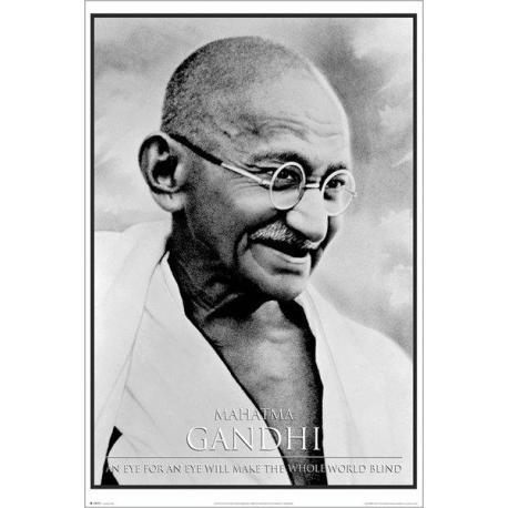 Maxi Poster Gandhi