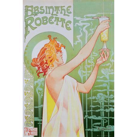 Maxi Poster Absinthe Robette
