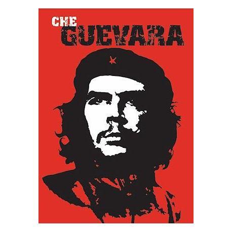 Poster Che Guevara Rojo