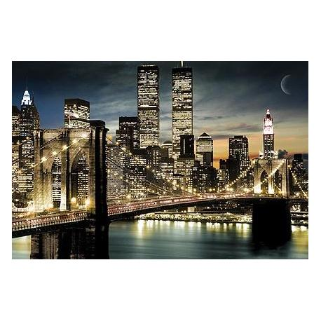 Poster Manhattan de Noche