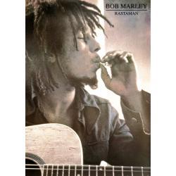 Maxi Poster Bob Marley Rastaman
