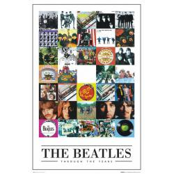Maxi Poster The Beatles Through the Years