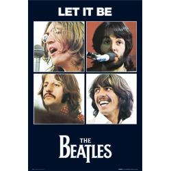 Maxi Poster The Beatles Let it Be
