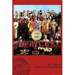 Maxi Poster The Beatles Sgt Pepper