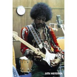 Maxi Poster Jimi Hendrix Studio
