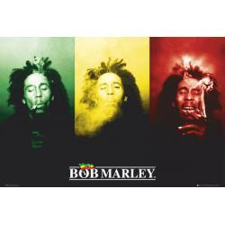 Maxi Poster Bob Marley Flag