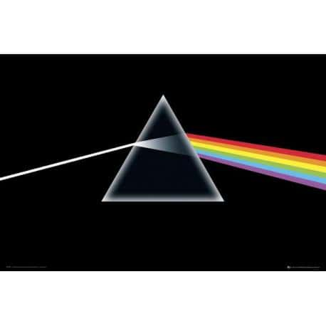 Maxi Poster de Música Pink Floyd Dark Side of the Moon