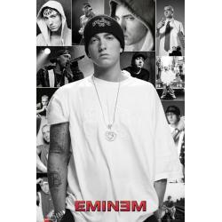 Maxi Poster Eminem  Collage