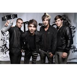Maxi Poster All Time Low Spray