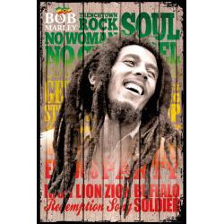 Maxi Poster Bob Marley Songs