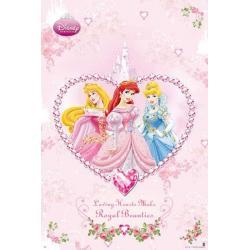 Poster Princesas Diamantes