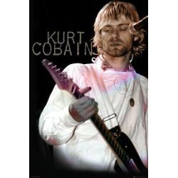 Maxi Poster Kurt Cobain Cook