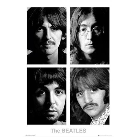 Maxi Poster The Beatles White Album