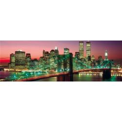 Poster Slim New York Manhattan Colour - Berenholtz