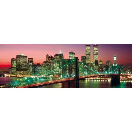 Poster Slim New York Manhattan Colour - Berenholtz