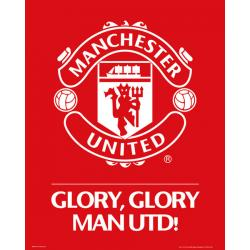 Mini Poster Manchester United