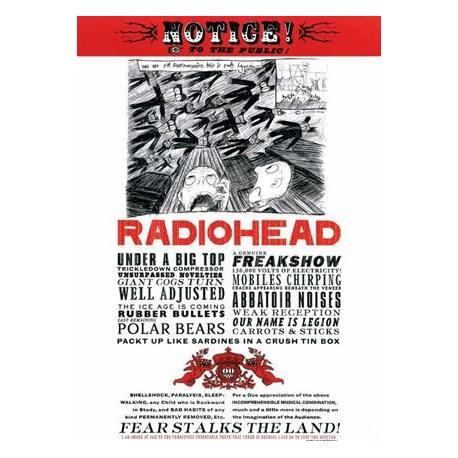 Poster Radiohead
