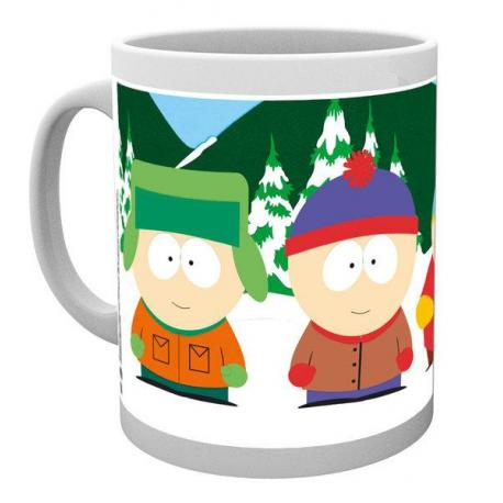 Taza South Park Boys