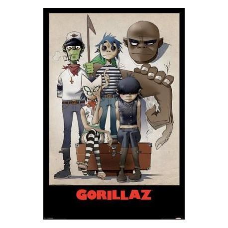 Poster Gorillaz