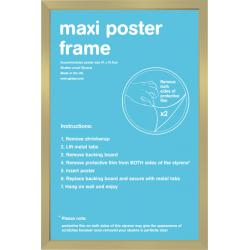 Marco Maxi Poster Gold 61x91.5cm